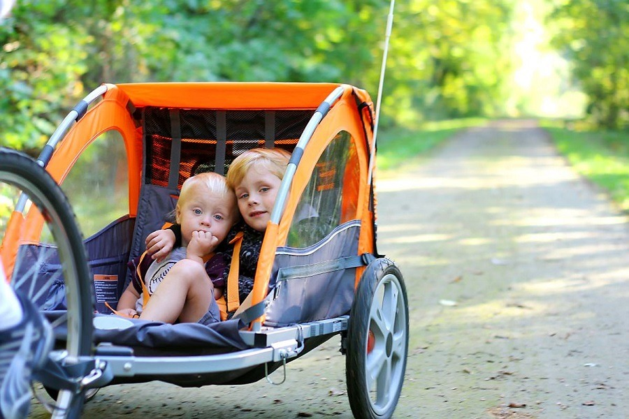 The Truth About Bike Trailers For Kids And Pets