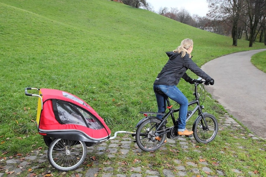 A Guide To Bike Trailer Safety: Keeping Safe On The Road