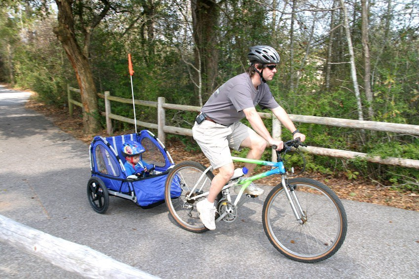 How To Start Using Your Bike Trailer