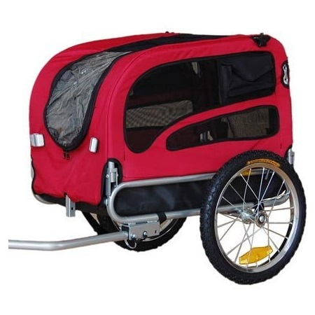 Veelar Doggyhut Large Pet Bike Trailer