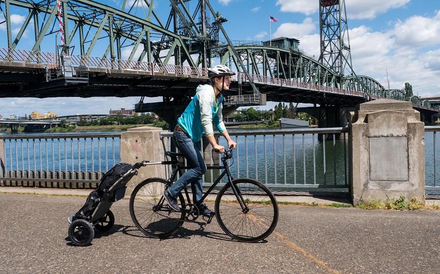 Burley Travoy Bike Trailer: An Individual Review