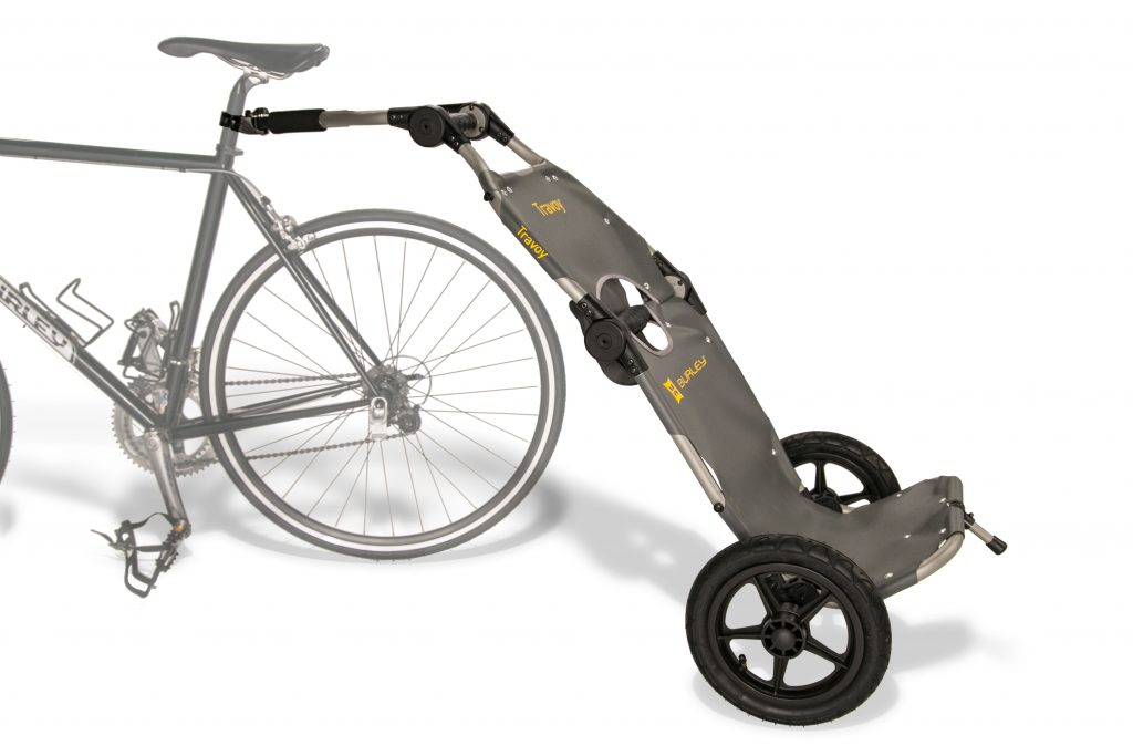 Trayvoy Bike Trailer